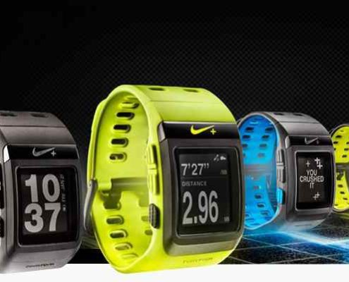 about nike+ sportwatch gps