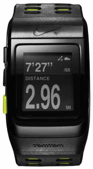 how to use nike+ sportwatch gps