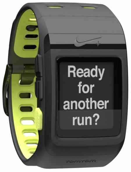 accuracy of nike+ sportwatch gps